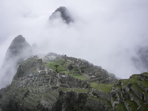 Aztec Mist