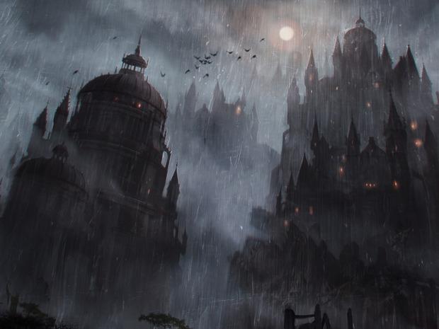 Vlad The Impaler Castle