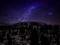 Ayers Rock Under Stars