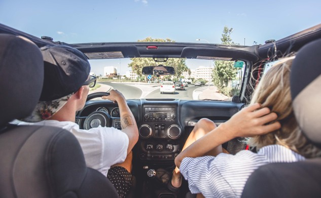 Road trips: Top 5 reasons why they rock.