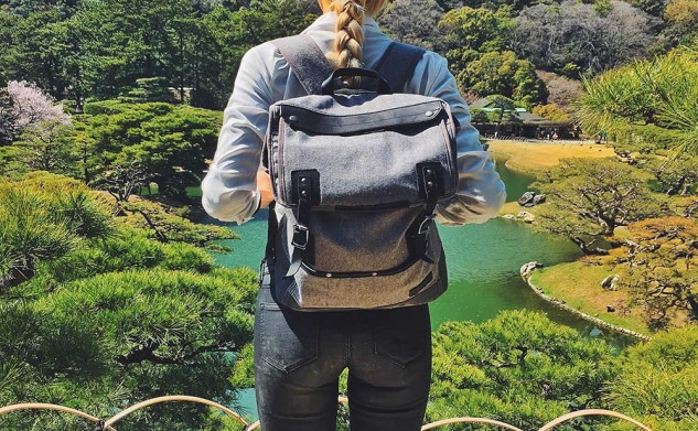 JAPAN: Ritsurinkoen gardens