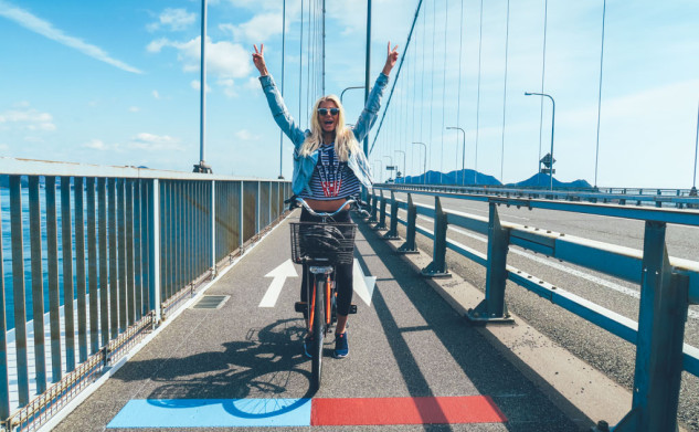 JAPAN: Shimanami Kaidō Cycling tips!