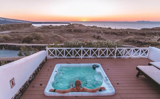 Villa Review – Oia Sunset Villas