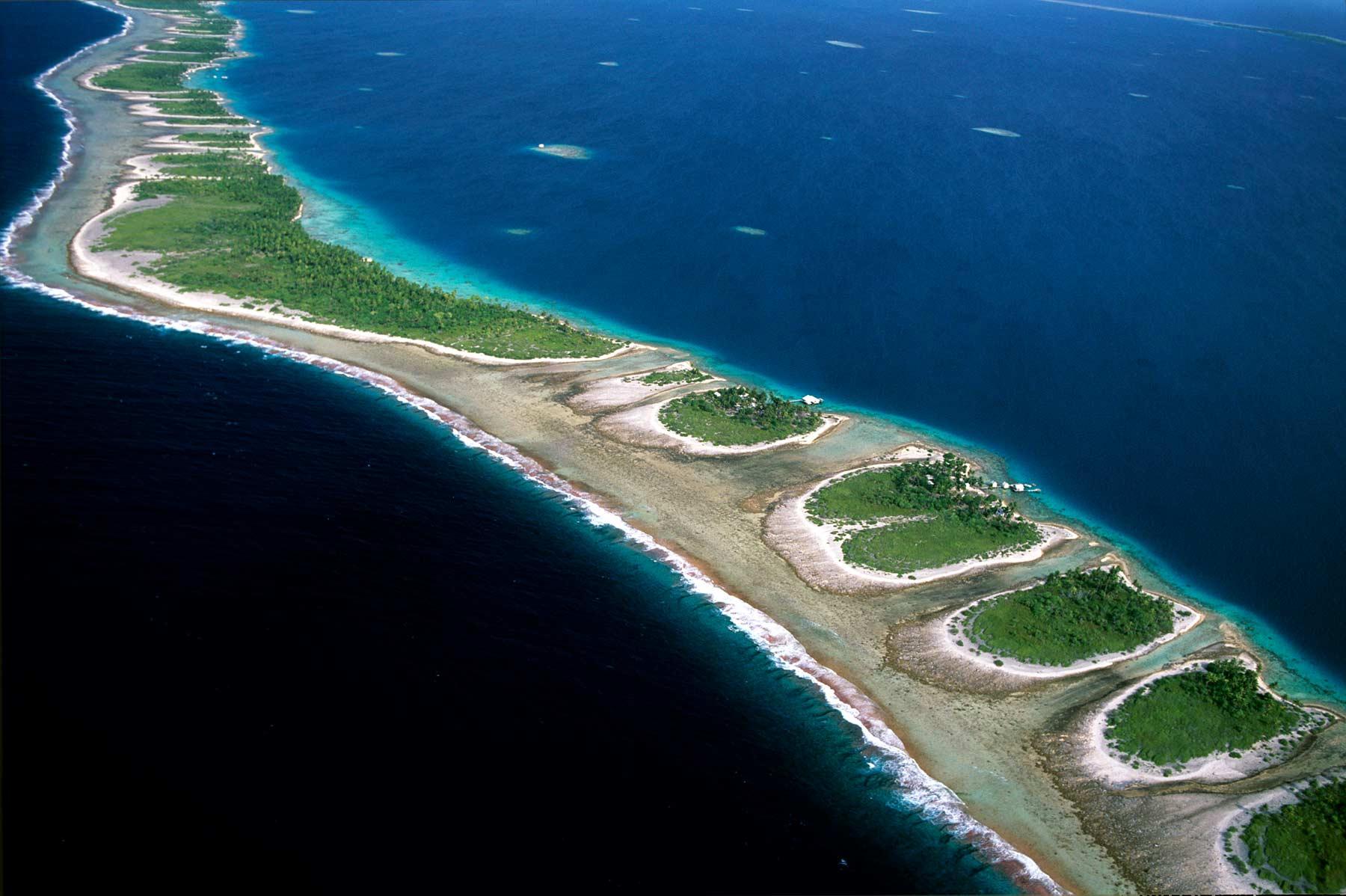 Rangiroa, Tuamotu Islands, French Polynesia  № 7072 без смс