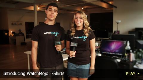 Introducing WatchMojo T-Shirts!