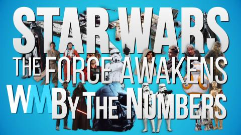 Star Wars: The Force Awakens Opening Weekend Box Office By The Numbers