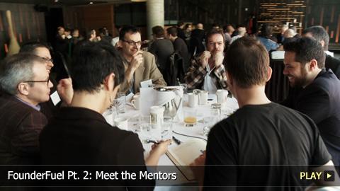 FounderFuel Pt. 2: Meet the Mentors