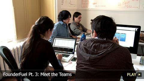 FounderFuel Pt. 3: Meet the Teams