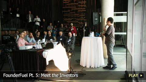 FounderFuel Pt. 5: Meet the Investors