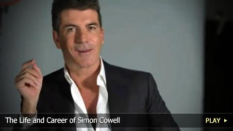 The Life and Career of Simon Cowell