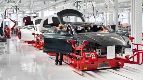 Top 10 Tesla Motors Facts
