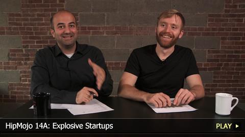 HipMojo 14A: Explosive Startups