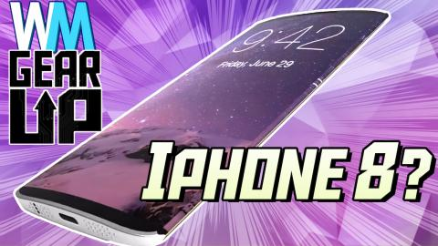 Top 8 Most Exciting iPhone 8 Rumors - Gear UP^