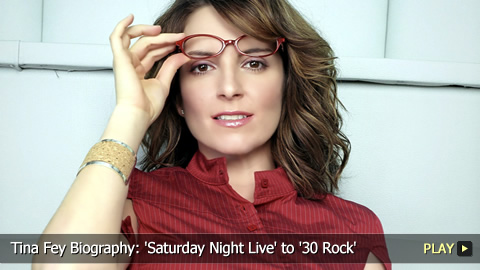 Tina Fey Biography: Saturday Night Live to 30 Rock