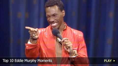 Top 10 Eddie Murphy Moments