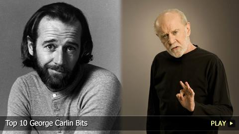 Top 10 George Carlin Bits