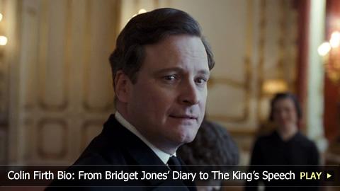 Colin Firth Bio: From Bridget Jones' Diary to The King's Speech