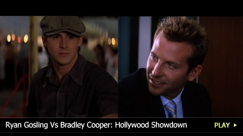 Ryan Gosling Vs Bradley Cooper: Hollywood Showdown