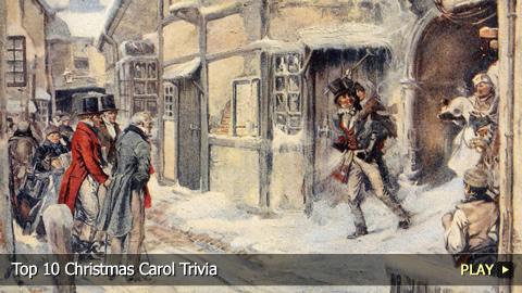 Top 10 Christmas Carol Trivia