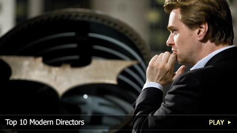 Top 10 Modern Directors