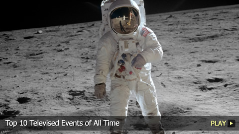 Top 10 Televised Events of All Time