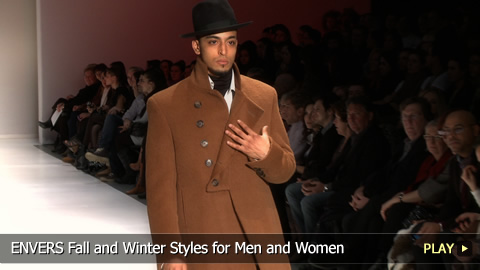 ENVERS Fall and Winter Styles for Men and Women