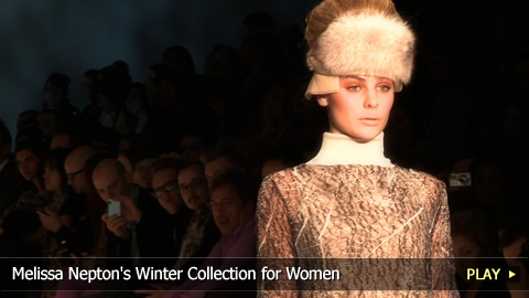 Melissa Nepton's Winter Collection for Women