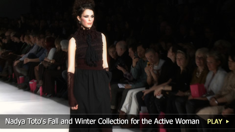 Nadya Toto's Fall and Winter Collection for the Active Woman