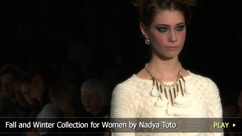 Fall and Winter Collection for Women by Nadya Toto