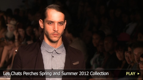 Les Chats Perches Spring and Summer 2012 Collection