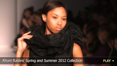 Rhum Raisins' Spring and Summer 2012 Collection