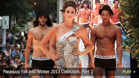 Parasuco Fall and Winter 2013 Collection, Part 2
