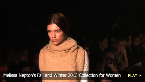 Melissa Nepton's Fall and Winter 2013 Collection for Women