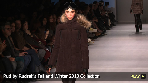 Rud by Rudsak's Fall and Winter 2013 Collection