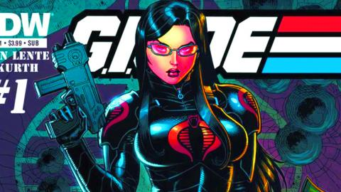 Comic Book Origins: Baroness Origins