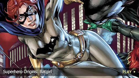 Superhero Origins: Batgirl