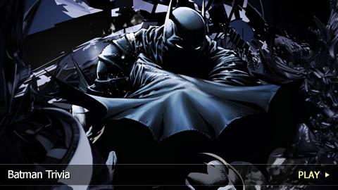 Top 10 Batman Trivia