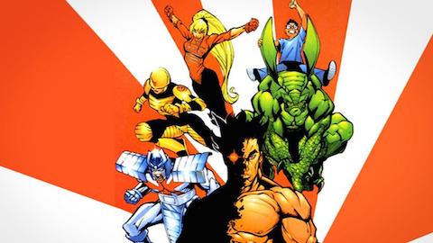 Superhero Origins: Big Hero 6
