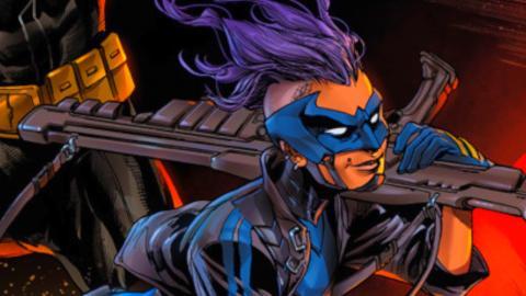Bluebird from DC Comics: Origin