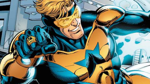 Superhero Origins: Booster Gold