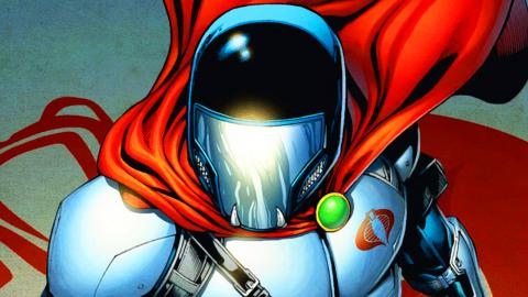 Comic Book Origins: Cobra Commander