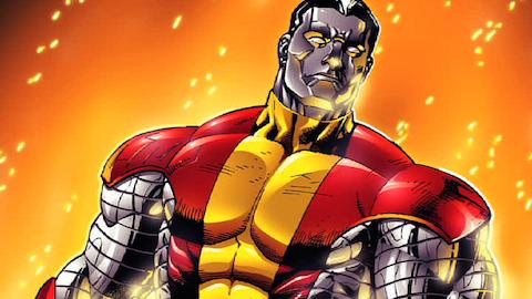 Superhero Origins: Colossus
