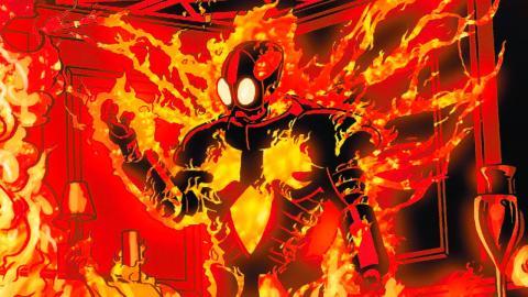 Comic Origins: DC's Firefly