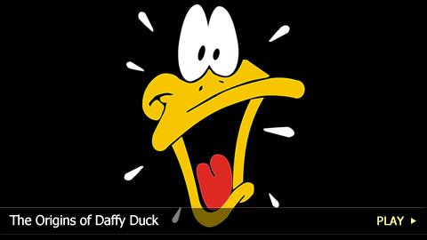 The Origins of Daffy Duck