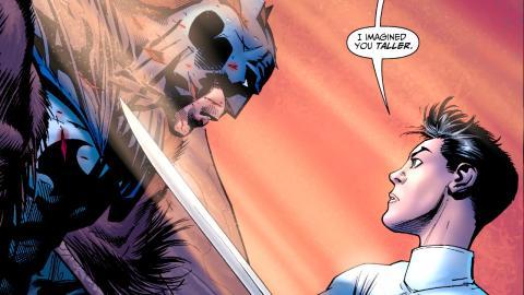 Superhero Origins: Damian Wayne