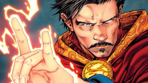 Doctor Strange: Comic Book Origins