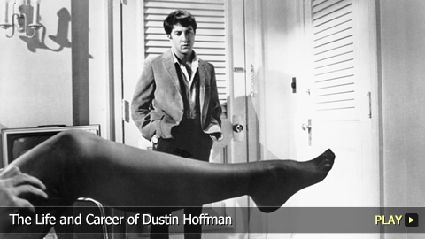 The Life and Career of Academy Award Winning Actor Dustin Hoffman