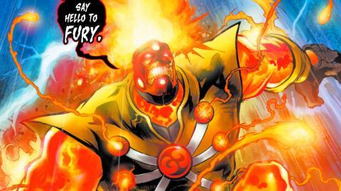 Superhero Origins: Firestorm