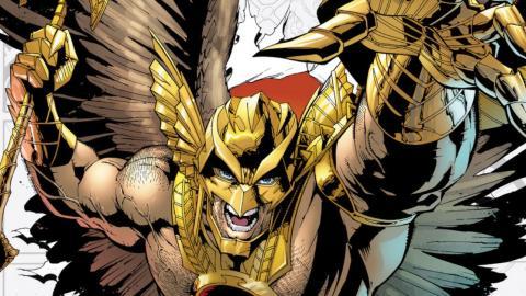 Superhero Origins: Hawkman