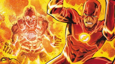 Supervillain Origins: Heat Wave